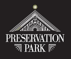 Preservation Park logo